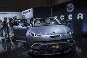 Apple Partner Foxconn to Form EV Partnership With Fisker
