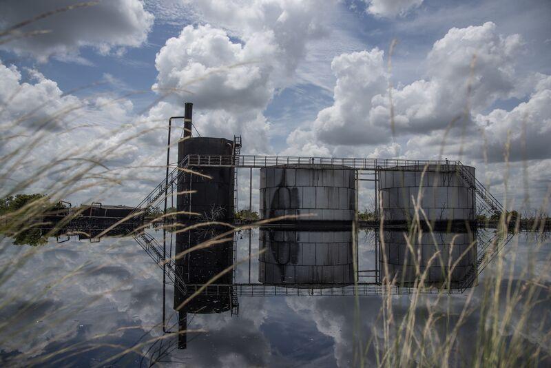 Derrames de petróleo en instalaciones de PDVSA en Venezuela