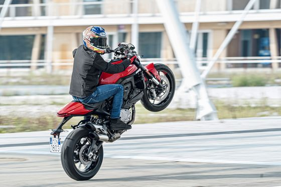 The New Ducati Monster May Look Different, But It's Better Than Ever