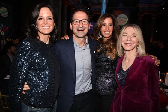 Blackstone Leaders Ignore Politics for a Night to End Cancer