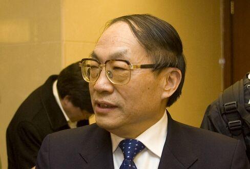 Former Chinese Railway Minister Liu Zhijun