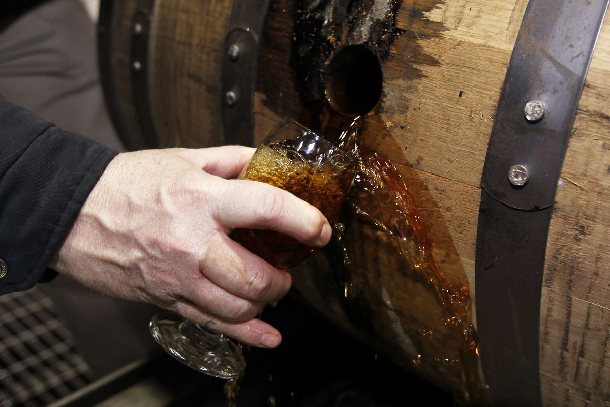 The Great Bourbon Boom Shakeout Could Be Coming Next Year