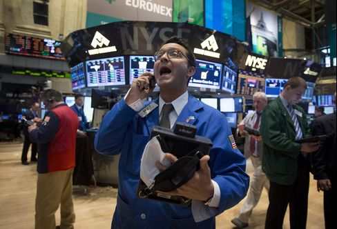 U.S. Stock-Index Futures Rise Before Housing Data, Fed Meeting