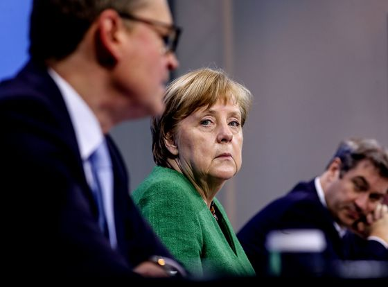 Germany's Easter Lockdown Shows Europe Is Running Out of Answers