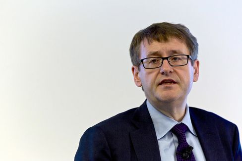 Credit Suisse CFO David Mathers