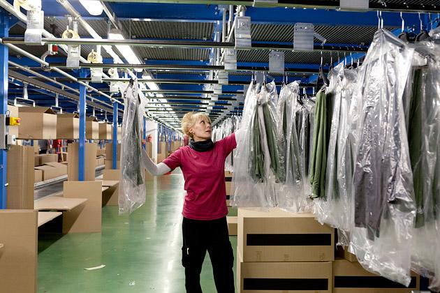 case study zara supply chain
