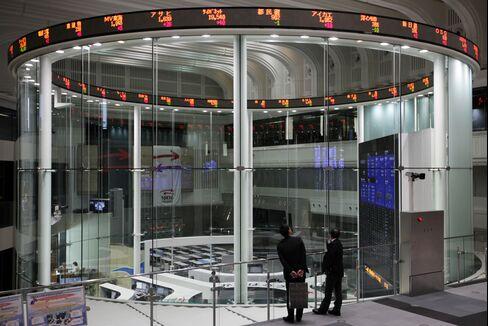 Japanese Stocks Advance
