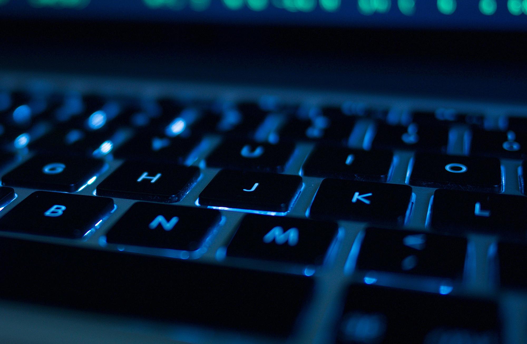 RF Keyboard computer