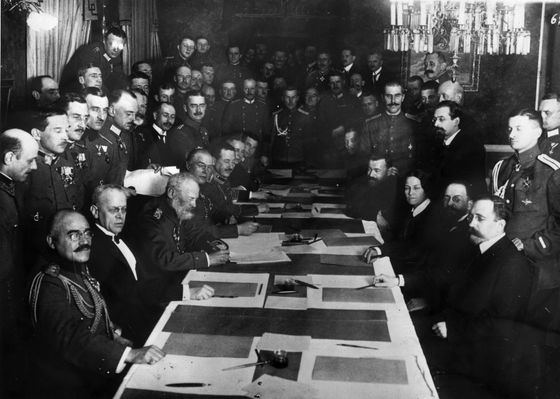 If Only Leaders Meeting in Paris Could Agree on WWI's Lessons