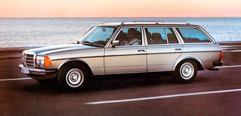 Some of the old Mercedes wagons are capable of lasting more than 1 million miles.