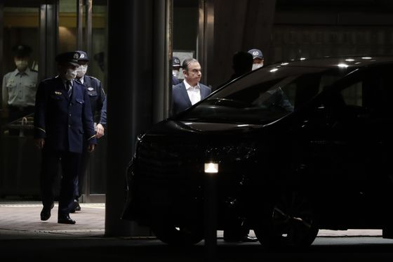 Ghosn Pushes Back on Audit Said to Turn Up $12 Million Costs