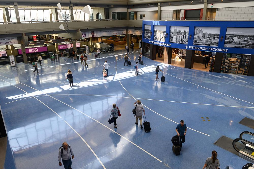Airports Open Up to Terminal Tourists Who Just Want to Hang Out