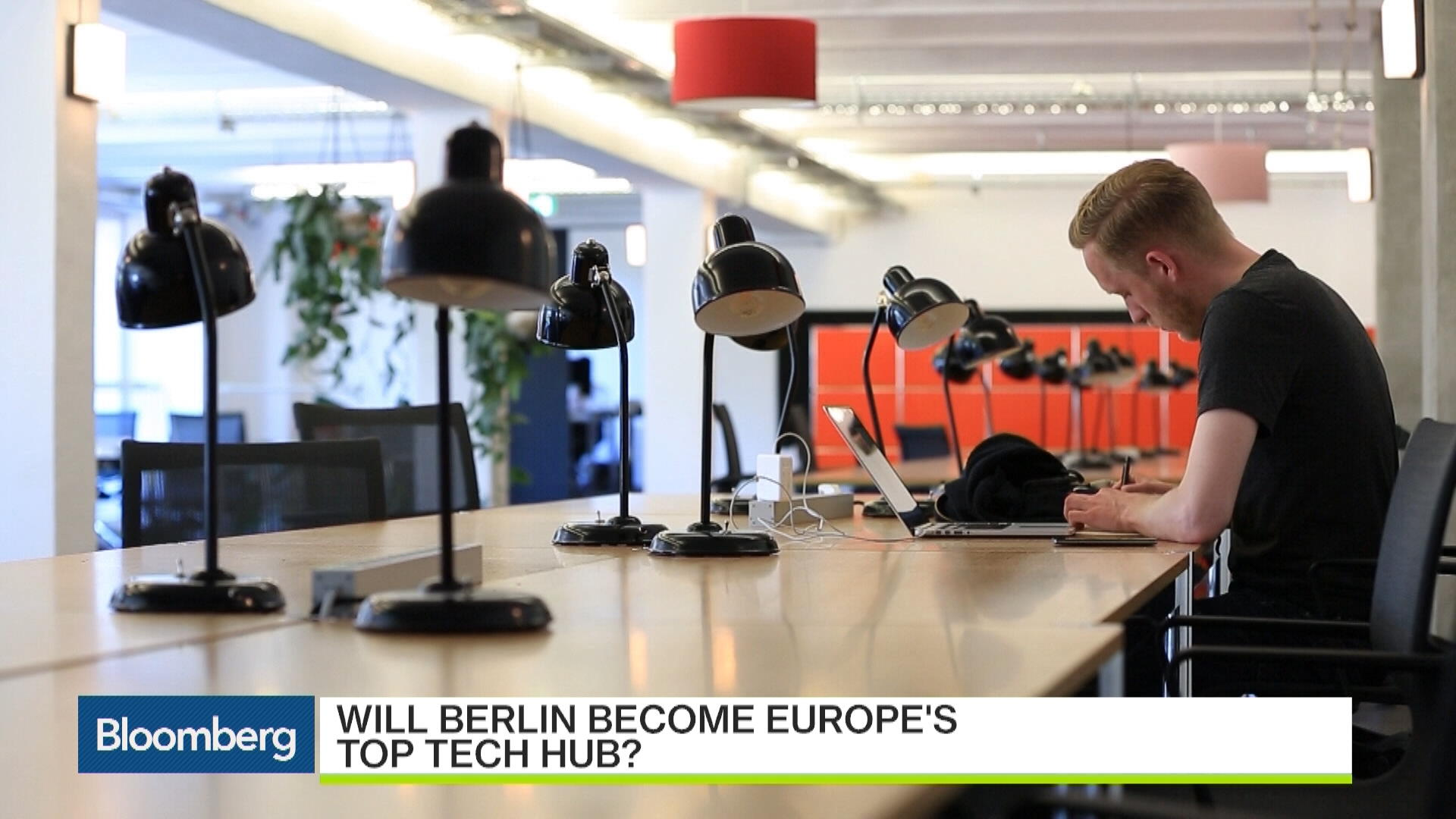 berlins startup hub wants to prove its more than just a scene bloomberg