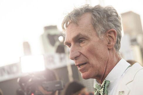 Bill Nye.