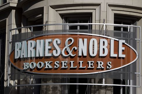 Barnes & Noble Urges U.S. to Probe Microsoft