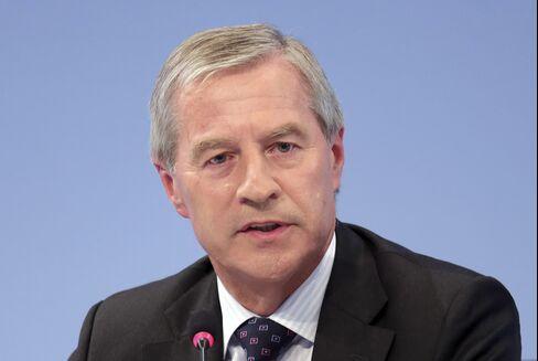Deutsche Bank AG Co-CEO Juergen Fitschen