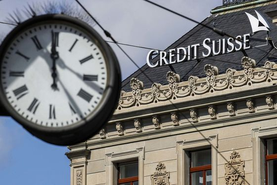 Two Blowups Have Credit Suisse Paying the Price of Risky Business