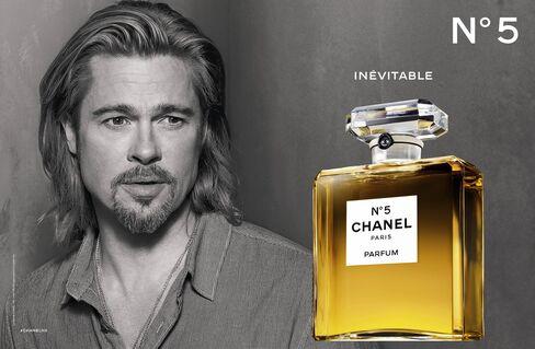 Brad Pitt Chanel Ad Goes Viral