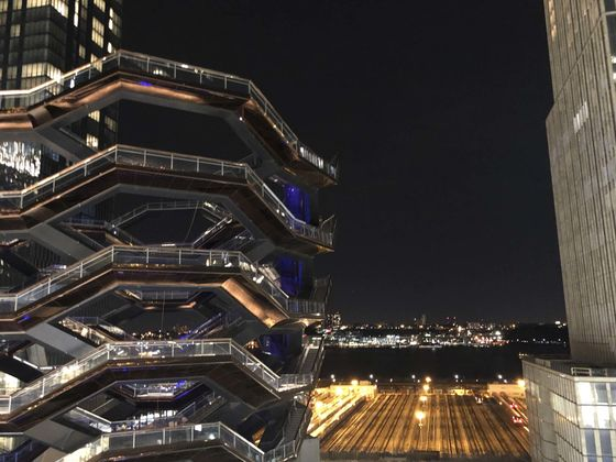 Can the Hudson Yards Restaurants Get New Yorkers to Go to a Mall?