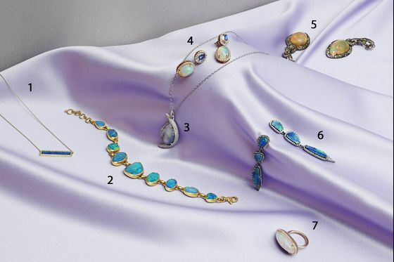 A Gem So Unique, Every Piece of Jewelry Is One of a Kind