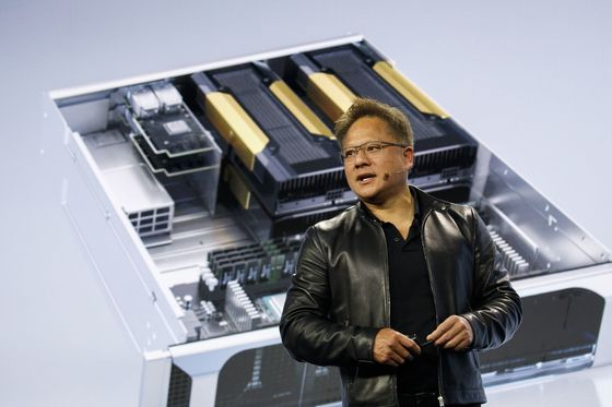 Nvidia Valuation Soars Past Intel on Graphics Chip Boom