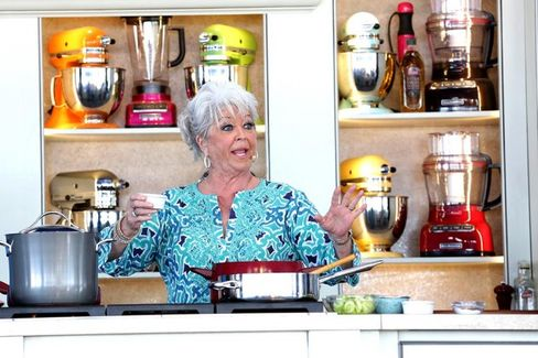Paula Deen Is Cooking Again. That Didn't Take Long