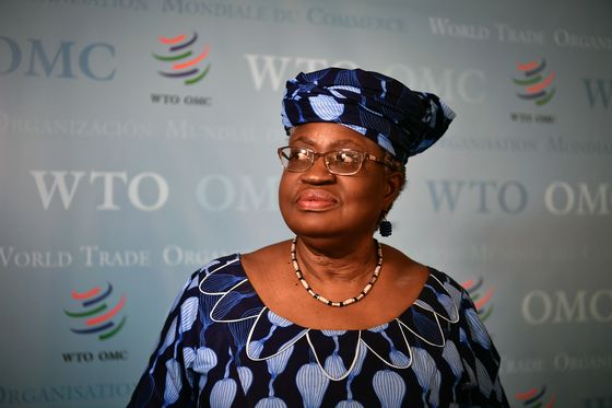 Meet the Nigerian Corruption Cop Lagarde Expects Will 'Rock' the WTO