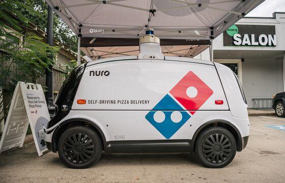 Nuro to Build a Robot-Car Factory in Nevada
