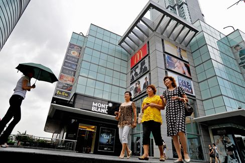 Consumer Spending Fades in China Economy