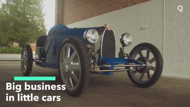 Big Business in Little Cars