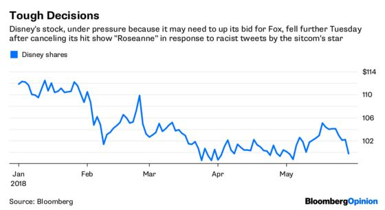 Roseanne Gets the Boot. If Only It Were That Easy
