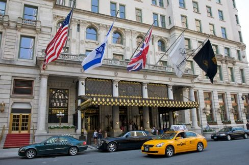 Selling the Plaza Hotel, From an Indian Jail Cell