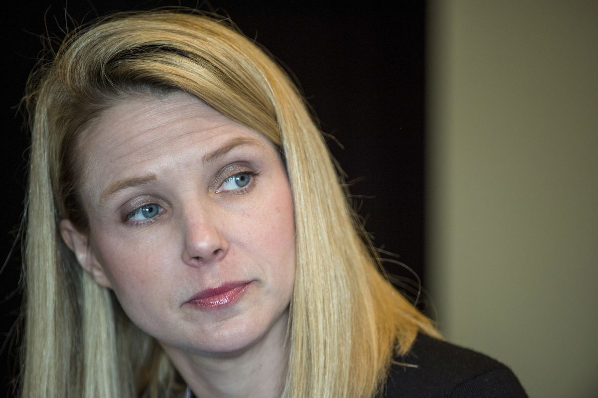 Yahoo's Mayer Buys Herself More Time