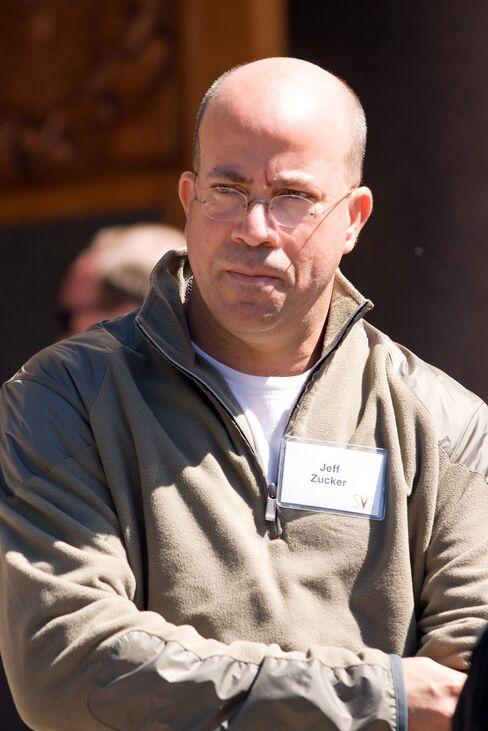 NBC Universal CEO Jeffrey Zucker