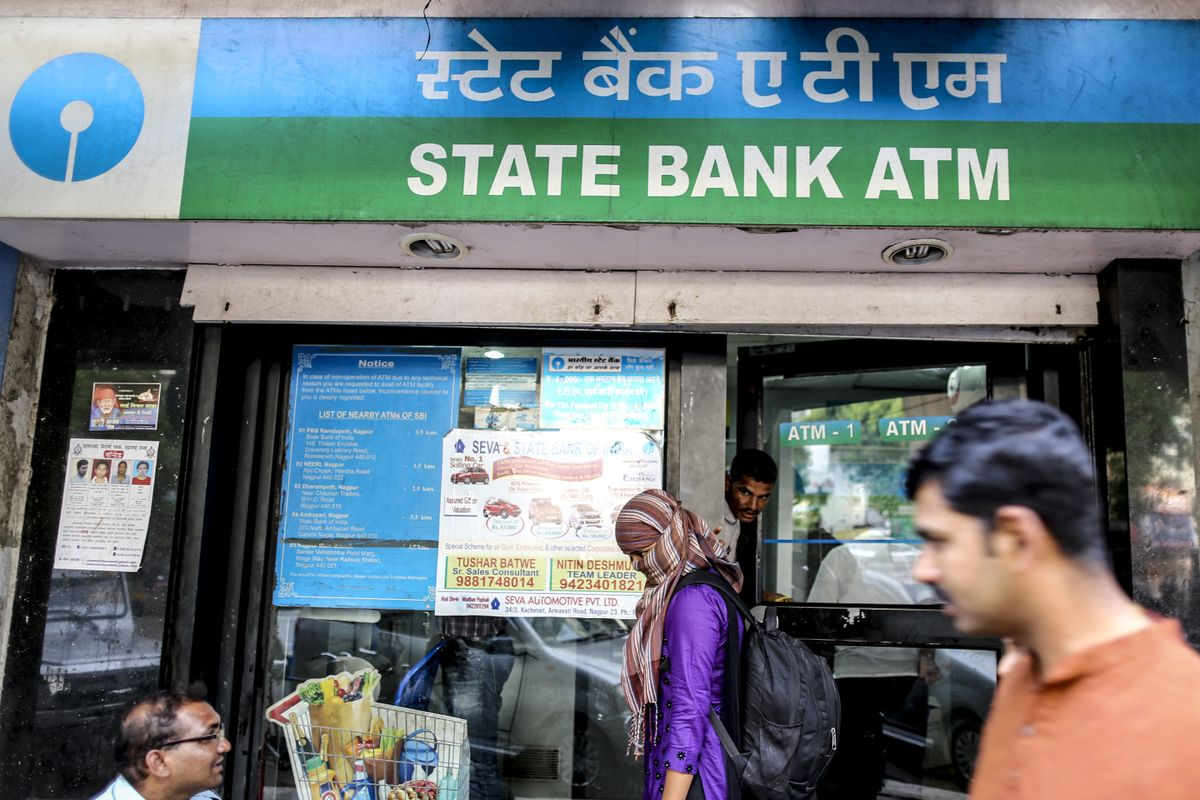 India Bank Stocks Seen Top Beneficiaries of Corporate Tax Cut