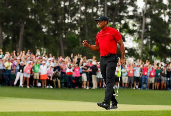 Tiger's Win Costs FanDuel $2 Million as Sports Books Lose Big