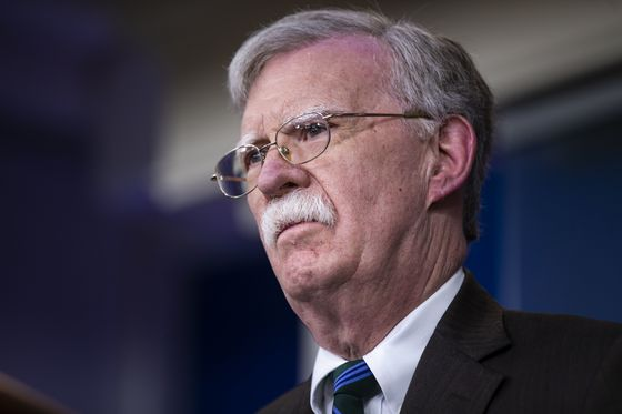 Bolton Seeks 'Real Indication'From North Korea Before a Summit