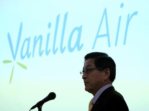 AirAsia Japan President Tomonori Ishii