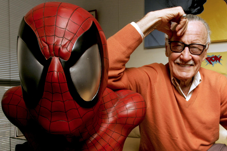 Stan Lee Death: Force Behind Marvel Superheroes Dead at 95