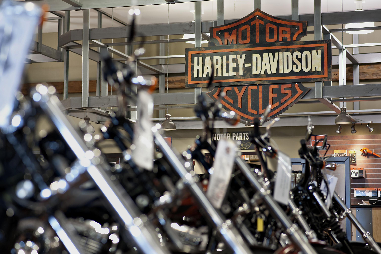 hog:new york stock quote - harley-davidson inc - bloomberg markets