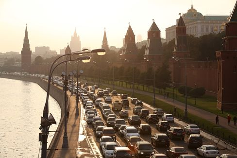 Russia stagflation