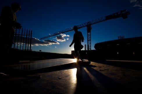 Construction At Spanish Builder FCC