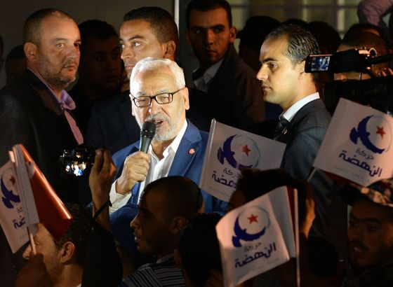 Tunisia Risks Explosion Over Austerity, Ghannouchi Cautions IMF