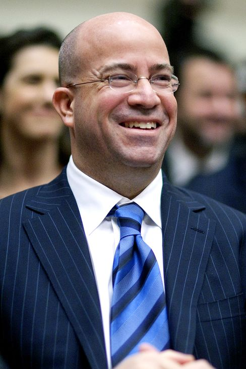 Zucker Said to Be Close to Taking Top Job at Time Warner's CNN
