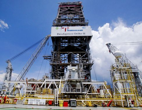 Transocean Blamed in BP Suit for Billions in Gulf Spill