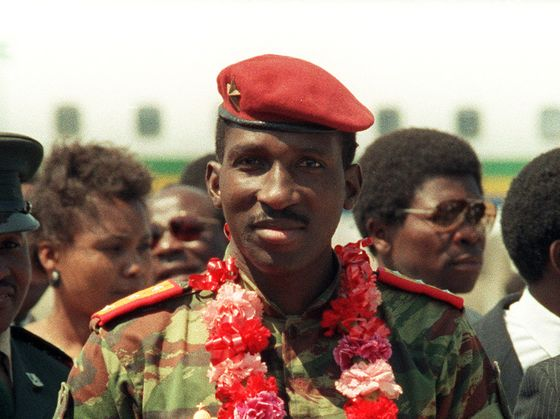Burkina Faso Charges Former President With Murder of Sankara