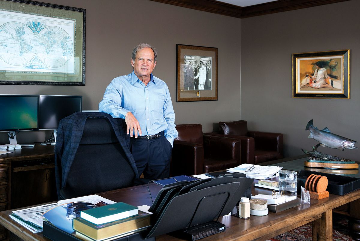 How Oil S Most Boring Ceo Found Himself Atop 10 Billion