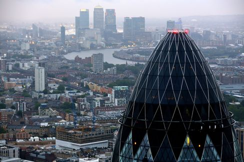Libor Criminal Probe in U.K. Starts
