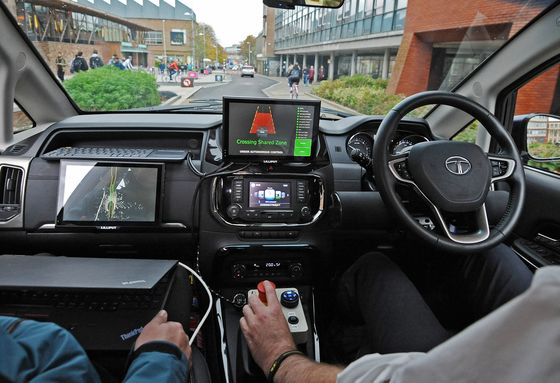 Brexit Britain Wants to Become a Leader in Driverless Vehicles