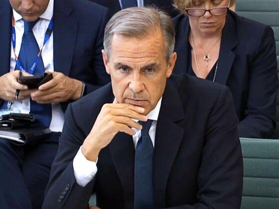 U.K. No-Deal Efforts Will Limit Worst-Case Brexit Hit, BOE Says